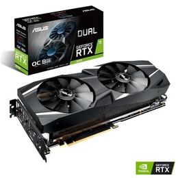 GeForce RTX 2070 8 GB Dual OC Edition Graphics Card Reviews