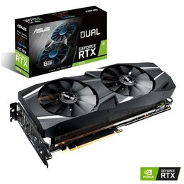 GeForce RTX 2070 8 GB Dual Advanced Edition Graphics Card Reviews