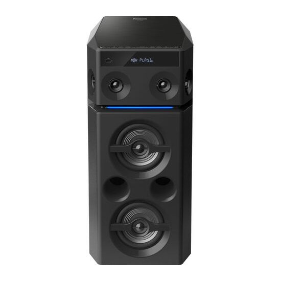 SC-UA30E-K Bluetooth Megasound Party Speaker - Black