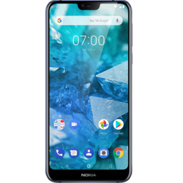Nokia 7.1 Midnight Blue Reviews