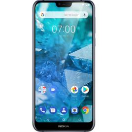 Nokia 7.1 Midnight Blue Reviews