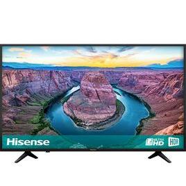 """Hisense H43AE6100UK 43"""" Smart 4K Ultra HD HDR LED TV Reviews"""