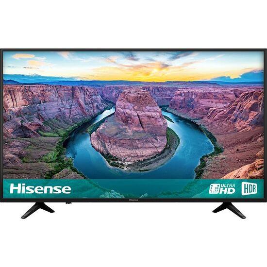"""Hisense H43AE6100UK 43"""" Smart 4K Ultra HD HDR LED TV"""