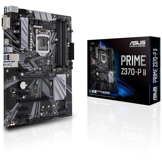 PRIME Z370-P II LGA 1151 Motherboard