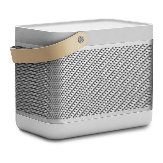 B&O Beolit 17 Portable Bluetooth Speaker - Natural