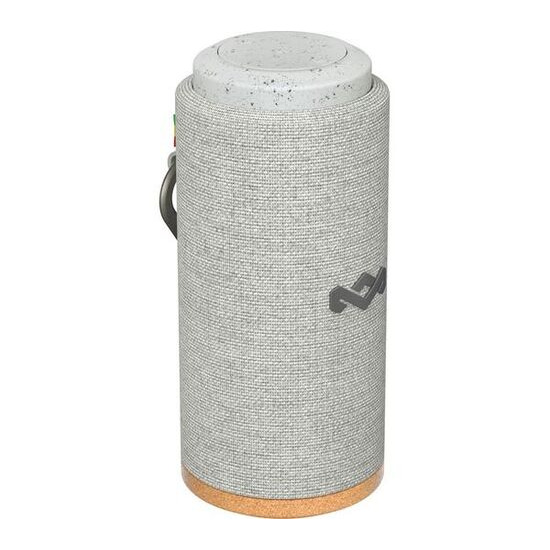 No Bounds Sport EM-JA016-GY Portable Bluetooth Speaker - Grey