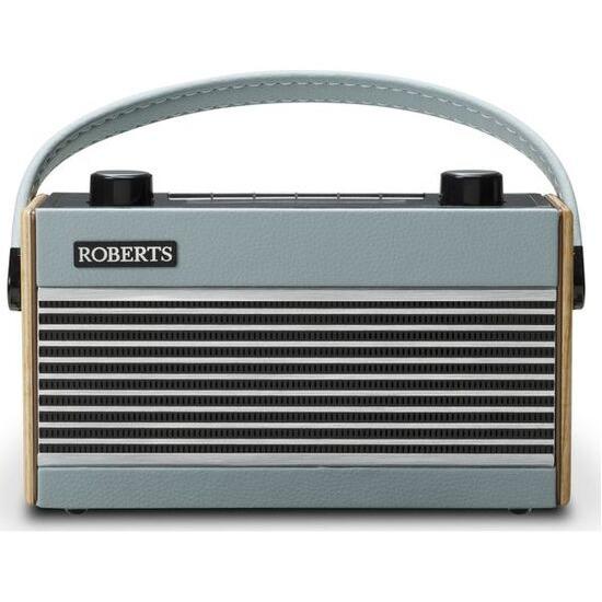 Roberts Portable DAB+/FM Retro Radio - Blue