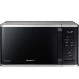 MS23K3515AS/EU Solo Microwave - Silver Reviews