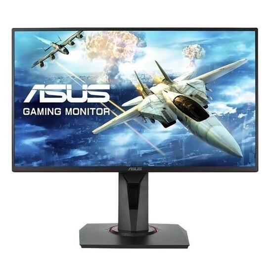 ASUS VG258QR Full HD 24.5 LED Gaming Monitor - Black