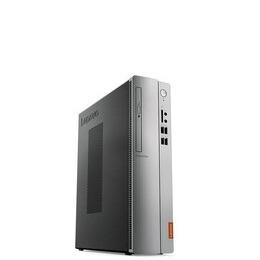 Lenovo Ideacentre 510s Compact Desktop PC - Grey