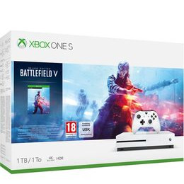 Xbox One S with Battlefield V Reviews