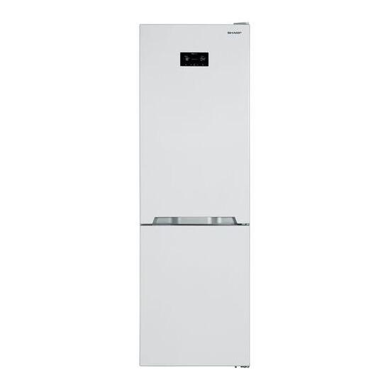 SJ-BA31IHXW2-EN 60/40 Fridge Freezer - White