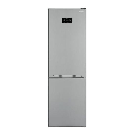 SJ-BA31IHXI2-EN 60/40 Fridge Freezer - Inox
