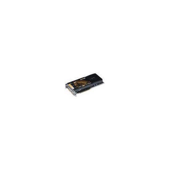 ZOTAC NVIDIA GeForce GTS 250 PCI-E Graphics Card - 1GB