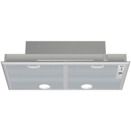 Neff N30 D5855X1GB Canopy Cooker Hood - Silver Reviews