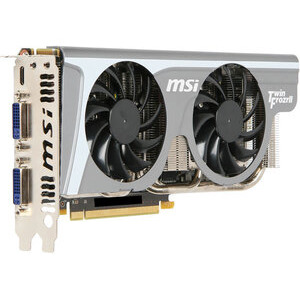 Photo of MSI  N560GTX-Ti 1GB Graphics Card