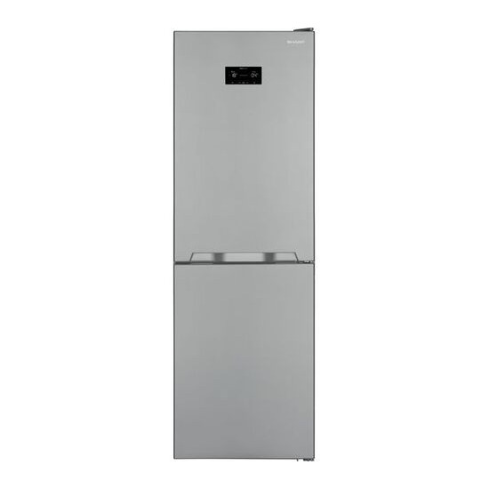 SJ-BA33IHXI2 50/50 Fridge Freezer - Inox