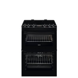 ZCV66250BA 600mm Electric Double Oven - Black Reviews