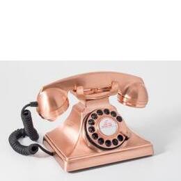 GPO 746 Retro Rotary Dial Telephone - Bronze