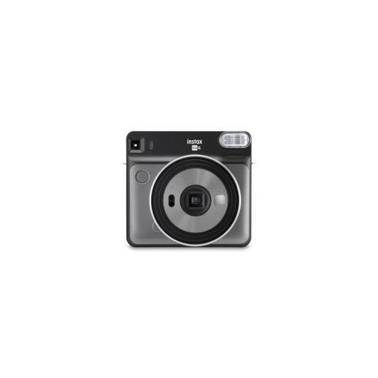Fujifilm Instax Square SQ6 Instant Camera inc 30 Shots - Graphite Grey