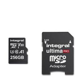 Integral 256GB High Speed V30 UHS-I U3 MicroSDHC Memory Card Reviews