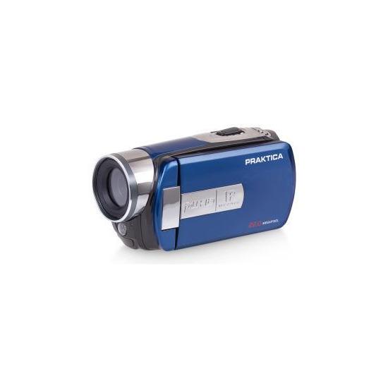 PRAKTICA Luxmedia Z160IR Camcorder - Blue