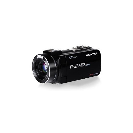 PRAKTICA Luxmedia Z150 Camcorder - Black
