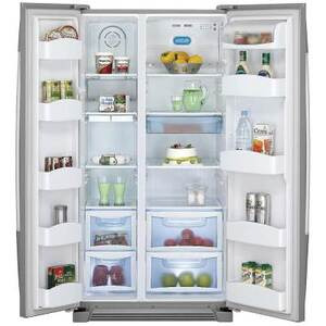 Photo of Daewoo FRSU20ICW Fridge Freezer