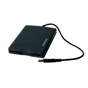 Photo of Freecom 3.5 Black External Floppy Drive 1.44MB Computer Peripheral