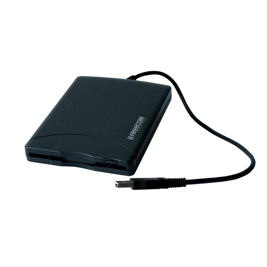 Freecom 3.5 Black External Floppy Drive 1.44Mb
