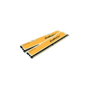 Photo of Crucial Ballistix - Memory - 2 GB ( 2 X 1 GB ) - DIMM 240-Pin - DDR II - 1066 MHZ / PC2-8500 - CL5 - 2.2 V - Unbuffered - Non-ECC Computer Component