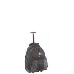 Notebook Rolling Backpack Black For 15.4in Notebook Reviews