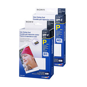 Photo of Sony SVM F120P Printer Paper