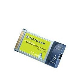 NETGEAR FA511 10/100 PC CARD CARDBUS ADAPTER (32-Bit) Reviews