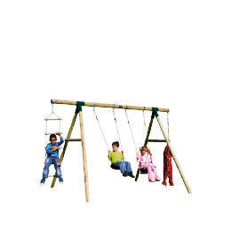 Plum Gibbon Wooden Swing Set Reviews