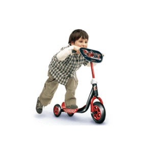 Photo of Roary The Racing Car Scooter Scooter