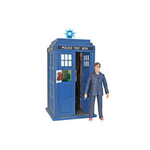 Photo of Doctor Who Flight Control TARDIS Toy