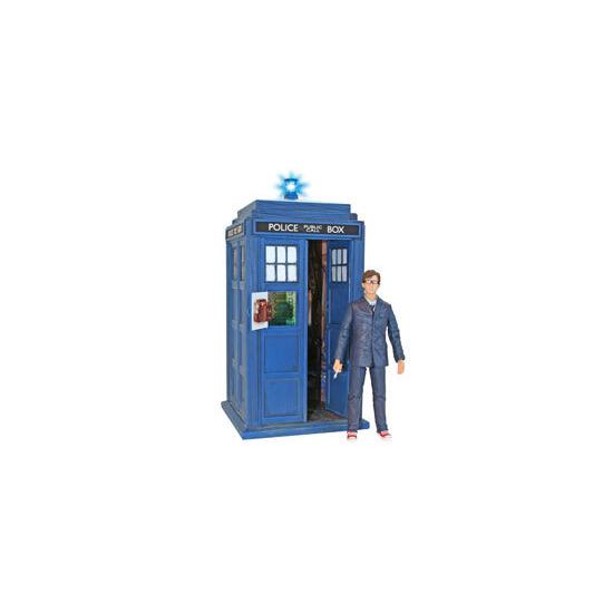 Doctor Who Flight Control TARDIS