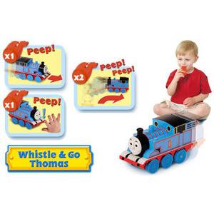 Photo of Whistle 'N' Go Thomas Toy
