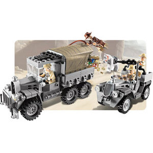 Photo of LEGO Indiana Jones and The Stolen Treasure Toy
