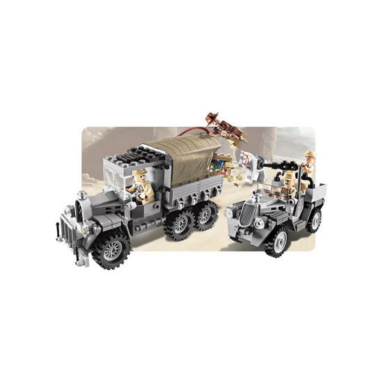 LEGO Indiana Jones and the Stolen Treasure