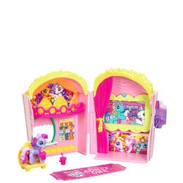 My Little Pony Ponyville Theatre Play Set Reviews