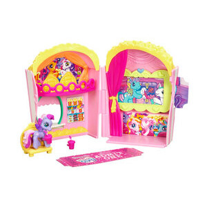 Photo of My Little Pony Ponyville Theatre Play Set Toy