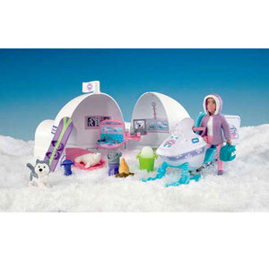 Photo of Animal Hospital Polar Hospital Toy