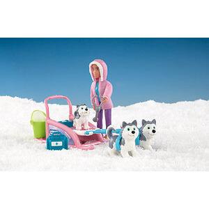 Photo of Animal Hospital Husky Rescue Toy