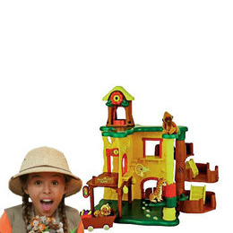 Jungle Tree House Play Set Reviews