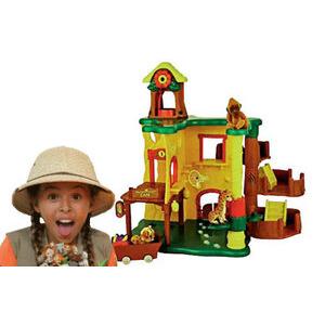 Photo of Jungle Tree House Play Set Toy
