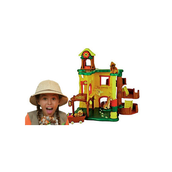 Jungle Tree House Play Set