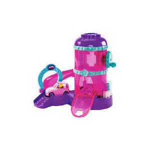 Photo of Polly Pocket Glitter Garage Toy