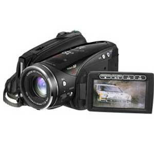Photo of Canon HV30 Camcorder